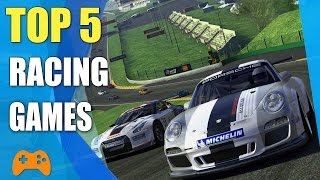 Top 5 Realistic Graphics Racing Games on PC/Console