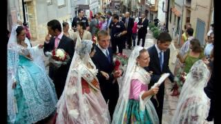 preview picture of video 'TORREBLANCA  OFRENDA PAELLAS  BAILE'