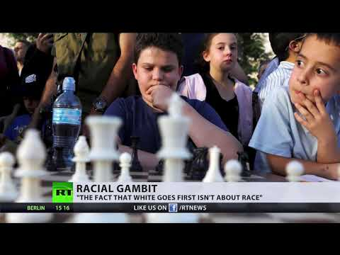 Racial gambit | Chess player asked to comment on 'controversy' over white always moving first