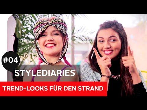 Sommer Sonne Bikini! Die Trend-Looks mit Anna Maria Damm & Bonnie Strange – Stylediaries #04 – OTTO