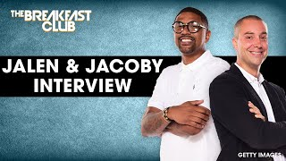 Jalen & Jacoby On The Return Of The NBA, Racism & Reform, The Last Dance + More