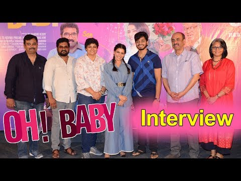 Oh Baby Movie Team Interview With Press