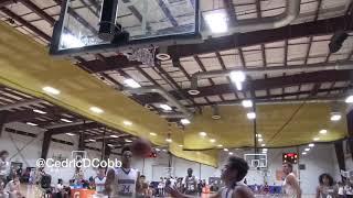 Jaret Allen Highlights @ Bigfoot Hoops Tournament