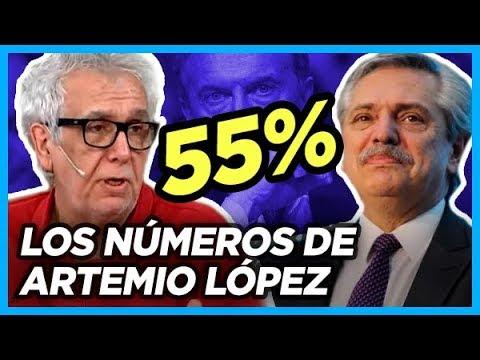"""""""Alberto puede llegar al 55%"""""""