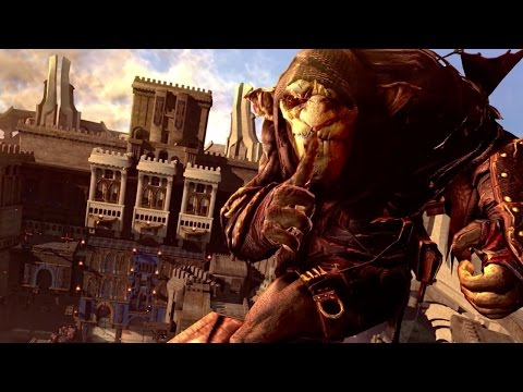 Styx: Master of Shadows - Launch Trailer thumbnail