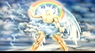 REVELATION 10:  THE ANGEL WITH THE OPEN SCROLL