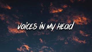 7RU7H - Voices In My Head (Lyrics / Lyric Video)