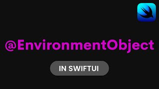 How to use EnvironmentObject in SwiftUI (SwiftUI Tutorial, SwiftUI Data Flow)