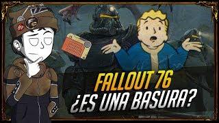 ¿Es una Basura Fallout 76?