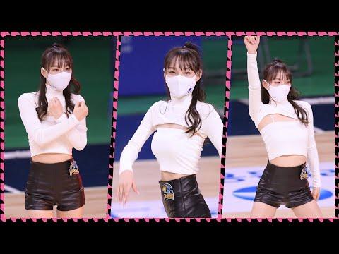 [4K] 201130 치어리더 정희정 직캠 (Cheer…