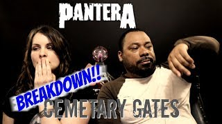 Pantera Cemetary Gates Reaction!!