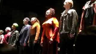 Seasons of Love- Rent's final performance