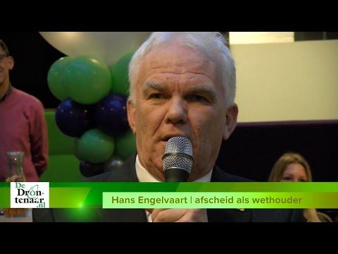 VIDEO | Afscheid wethouder Hans Engelvaart: ,,Gedreven, betrokken, met humor en sfeer''