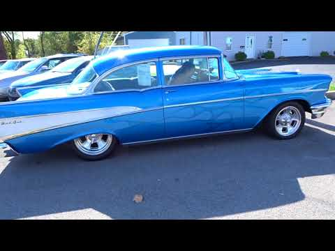 Video of '57 Bel Air - G7GF