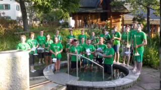 Cold Water Challenge 2014 - Musikverein Unterkirnach e. V.