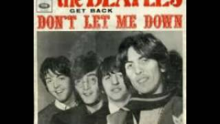 The Beatles - Don't Let Me Down (Special Version)