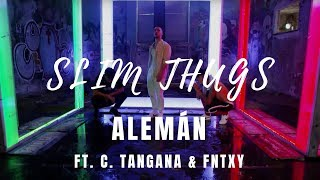 Alemán - Slim Thugs feat. C. Tangana & Fntxy (Video Oficial)