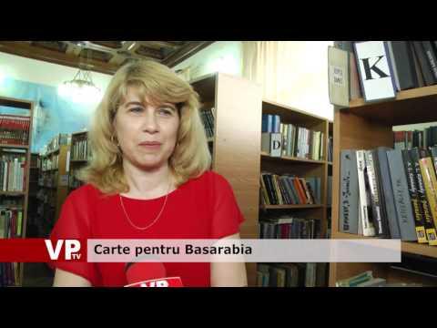 Carte pentru Basarabia