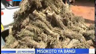Polisi wanasa misokoto1500 huko Busia, washukiwa watatu wakamatwa
