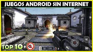 Los Mejores Juegos De Zombies Para Android Sin Internet 2018 免费
