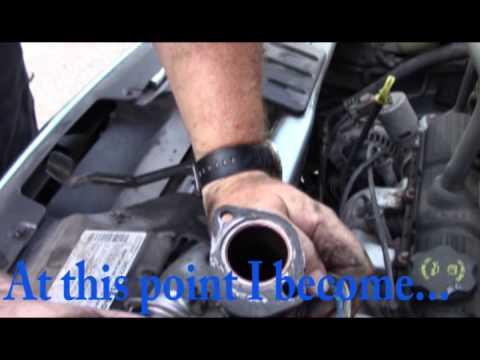 Das Gas und das Benzin des Unterschiedes