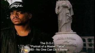 The D.O.C. - Portrait of a Master Piece
