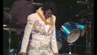 Elvis Presley 'Steamroller Blues' 1973