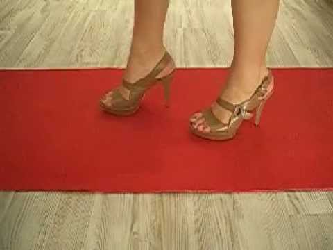 Video High Heel Sandaletten Femma 1