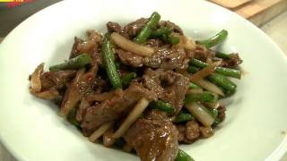 Easy Stir Fry (Beef Stir-Fry) Recipe- Cooking w/ BenjiManTV