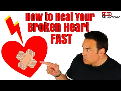 How to Get Over a Breakup Fast - Heal Your Broken Heart.