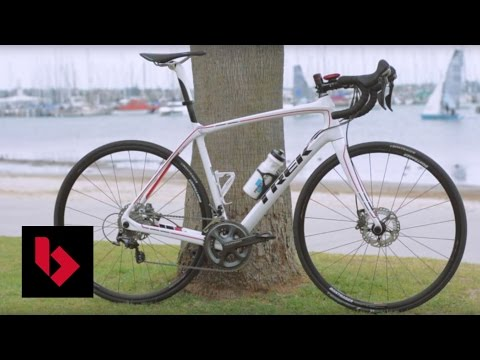 Trek 2015 Domane 6.2 Disc – Road Bike Review