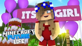 Minecraft FUTURE LIFE-LITTLE CARLY IS HAVING A BABY?! (Custom Roleplay)
