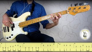 Roy Orbison   Pretty Woman (Bass Cover With Tabs)