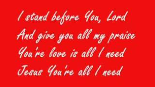 Now That You're Near by Hillsongs (with Lyrics and Chords)