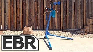 Park Tool Home Mechanic Repair Stand PCS-10 Video Review