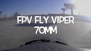 FPV FLY ON VIPER 70MM JET