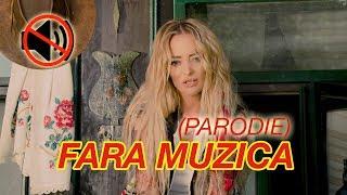 Delia   Vreau La Tara | PARODIE (FARA MUZICA)