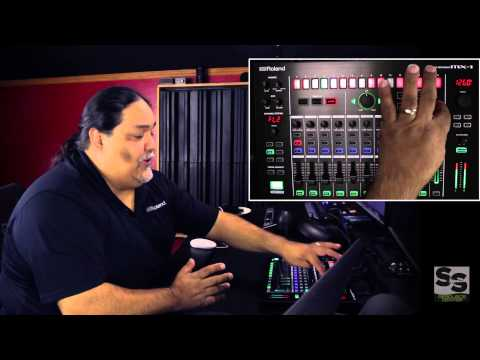 Roland AIRA MX-1 Mix Performer In-Depth Effects Demonstration & Audio Samples