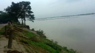 preview picture of video 'The beauty of bangladeshi river jamuna'