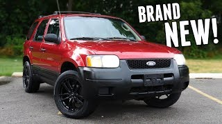 Making a 15 Year Old SUV Look BRAND NEW!