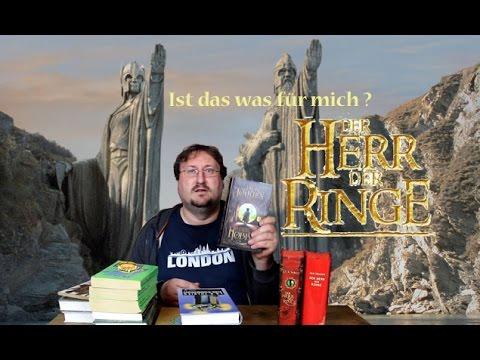 Der Herr der Ringe lesen, ist das was für mich ?