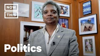 How to Fix Chicago Violence, According to New Mayor Lori Lightfoot | NowThis