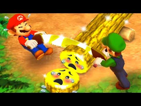 Mario Party The Top 100 MiniGames - Mario Vs Luigi Vs Wario Vs Waluigi (Master Cpu)