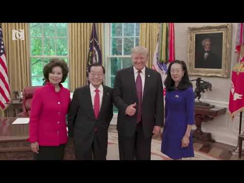 President Trump Signs executive order for Asian Americans and Pacific Islanders