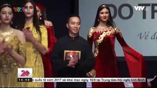 NTK Việt Đỗ Trịnh Hoài Nam chính thức mở màn Tuần lễ thời trang NewYork