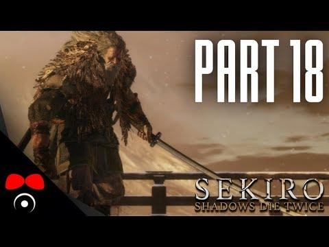 TO JE VELKÁ RYBA!   Sekiro: Shadows Die Twice #18