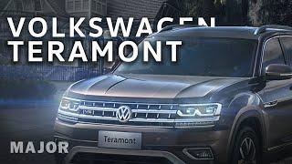 Volkswagen Teramont ЛУЧШИЙ СЕМЕЙНЫЙ АВТОМОБИЛЬ?  ПОДРОБНО О ГЛАВНОМ