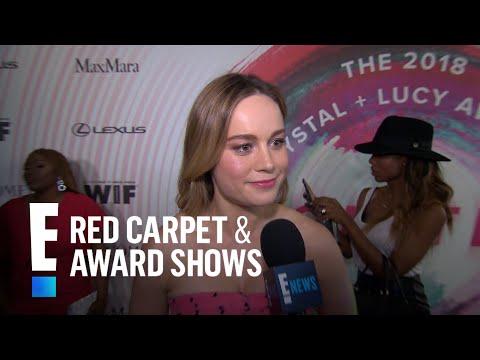 Brie Larson Says