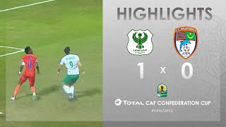 CC CAF : Al Masry SC 1-0 FC Nouadhibo