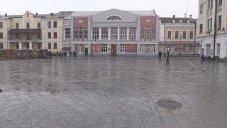 У Житомирі відкрили другу частину відремонтованої Михайлівської - Житомир.info